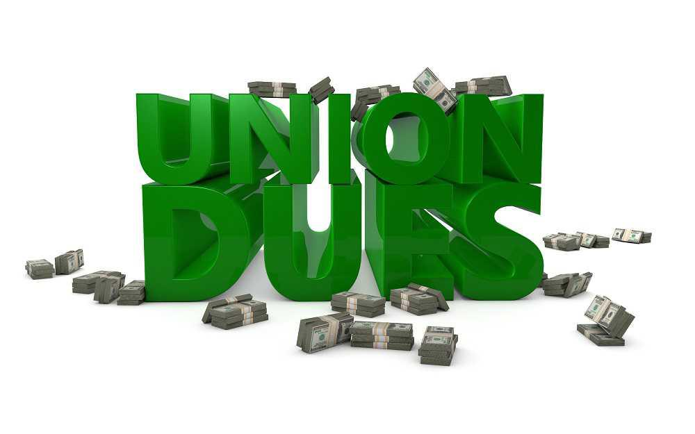 Union Dues Increase