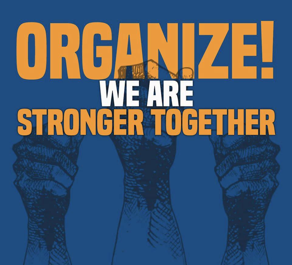 Mobilize & Organize.
