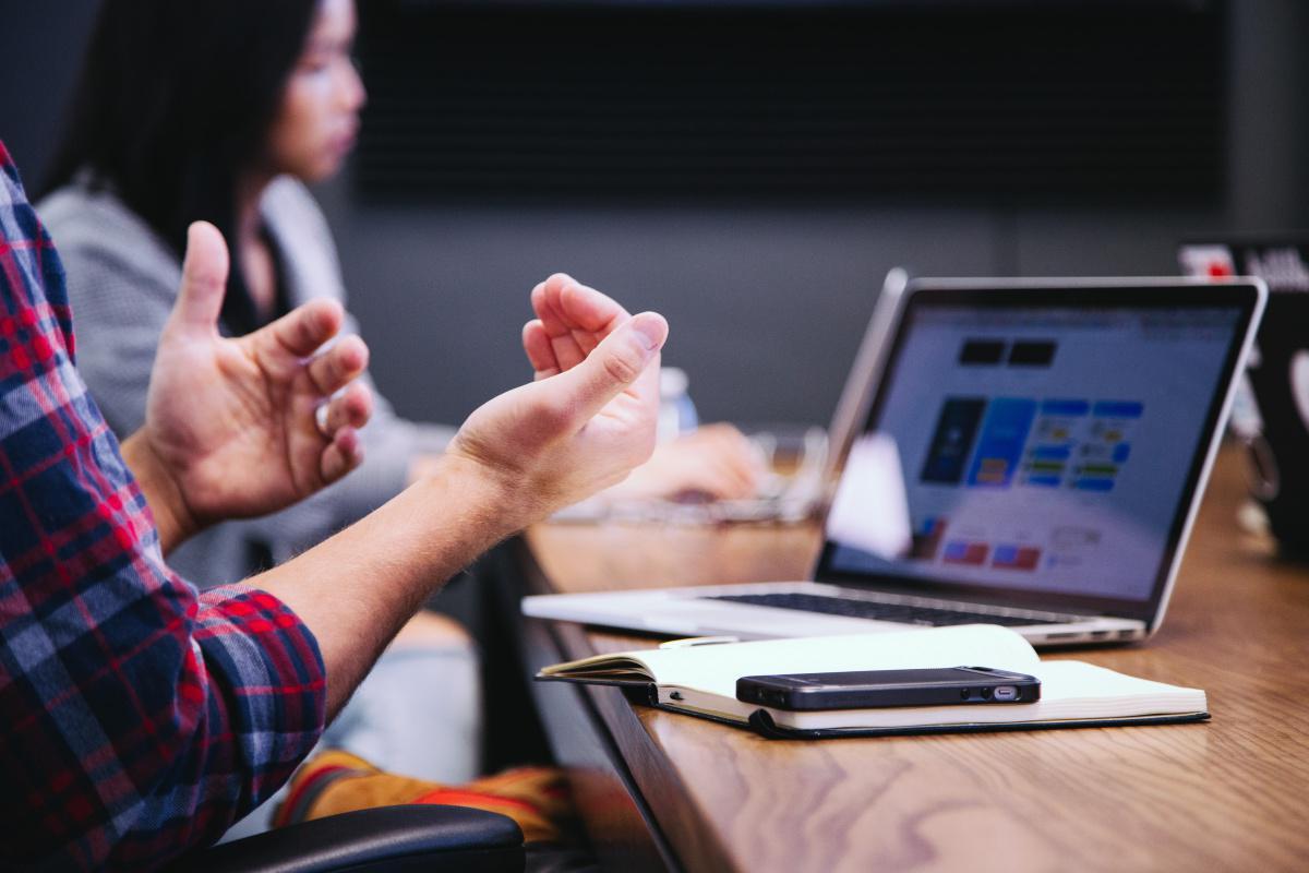 Entwicklungsberatung für Firmen