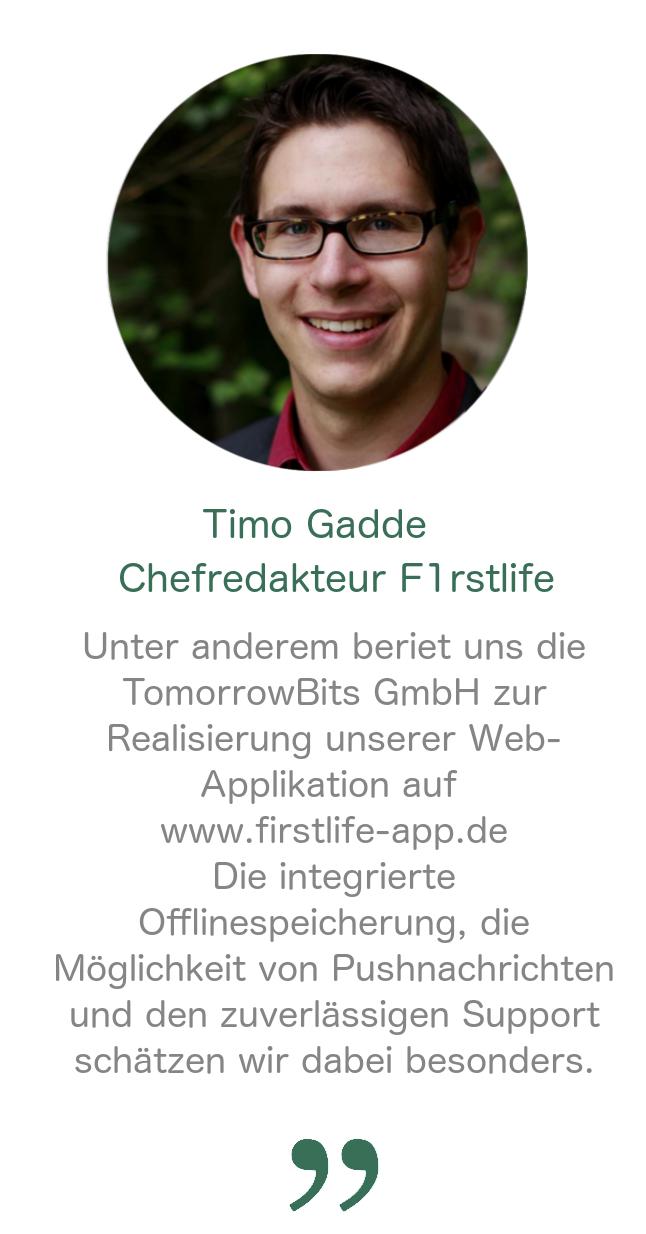 Timo Gadde