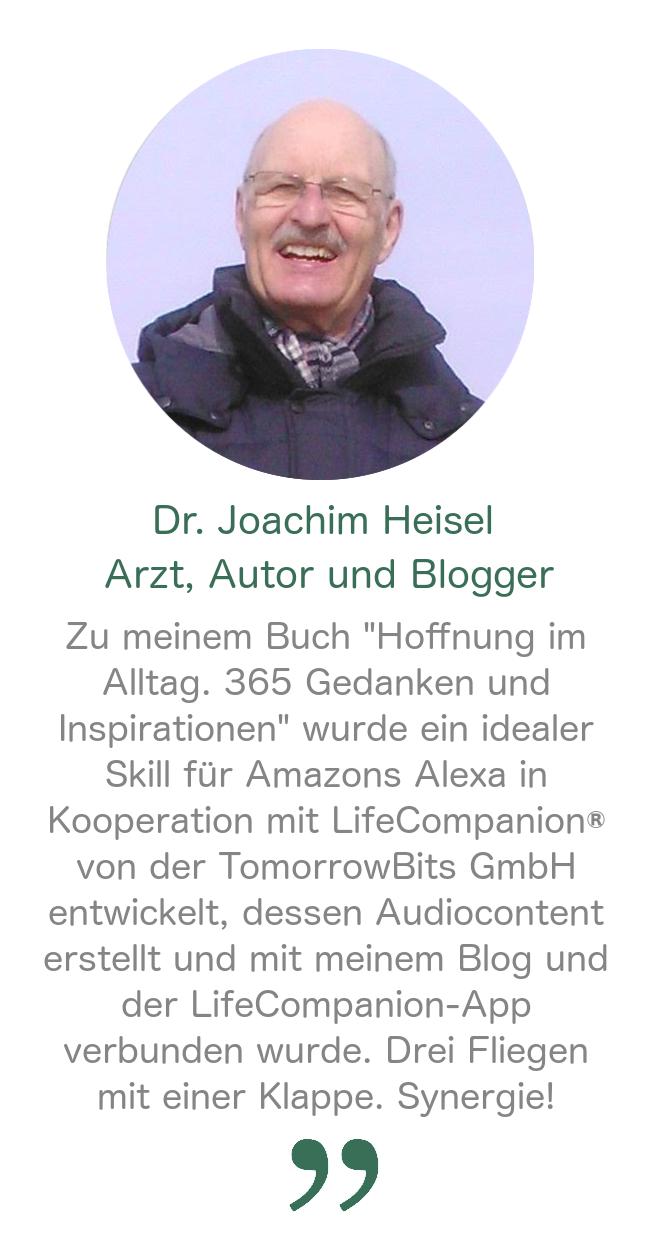 Dr Heisel Skill