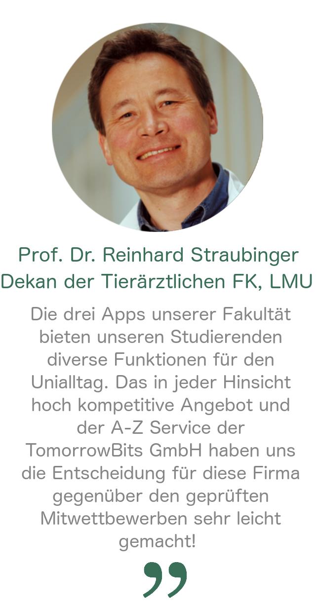 Prof Dr Straubinger