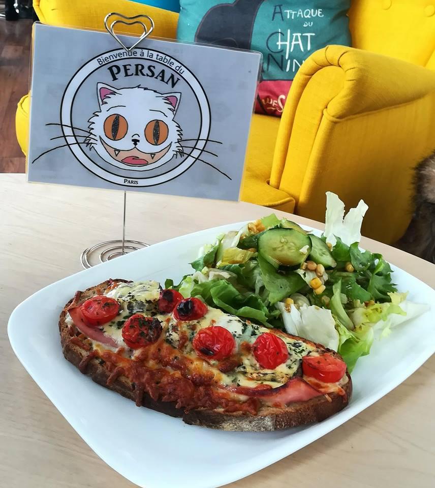 La Tartine et Salade du moment 12€50