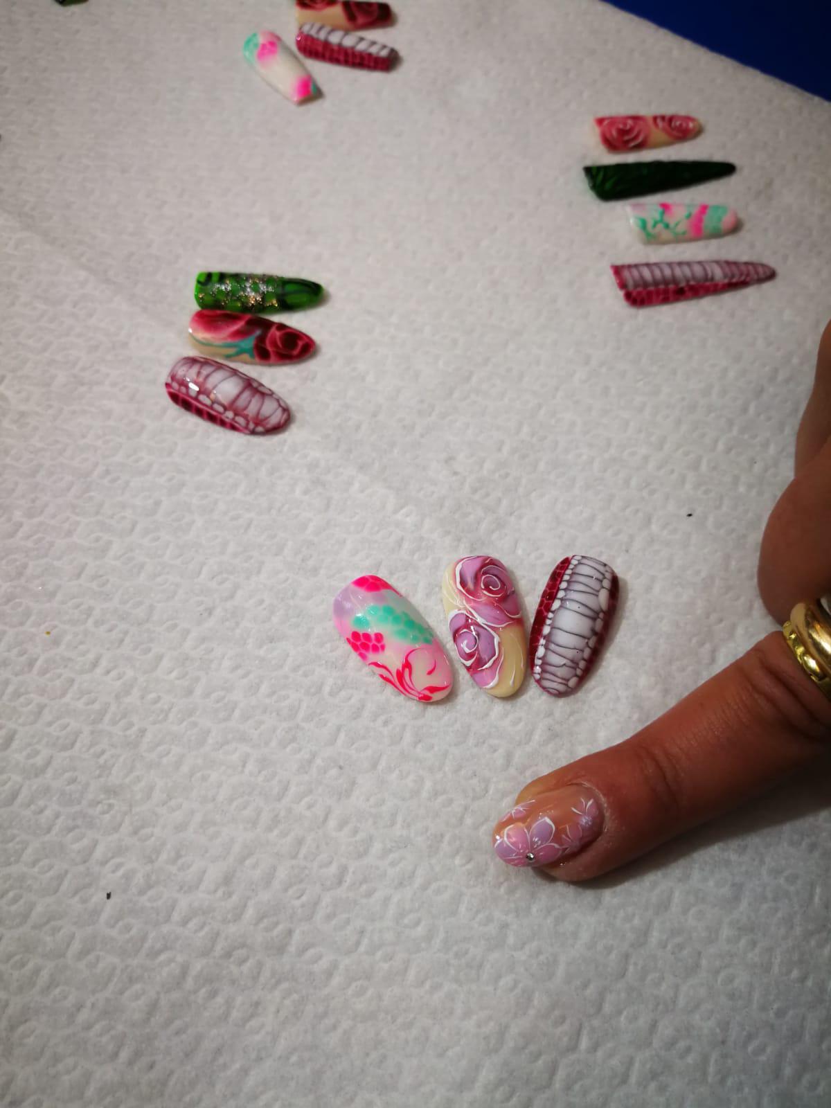 Corso Booster Real Nails