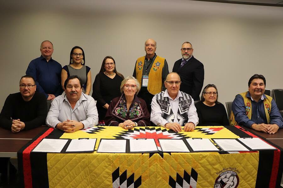 Fisher River Cree Nation and Canada sign Memorandum of Understanding on Advancing Reconciliation