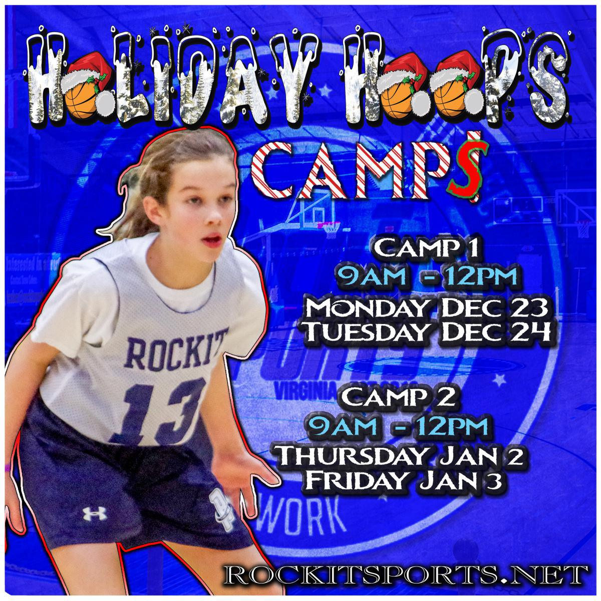 Holiday Hoops Camp
