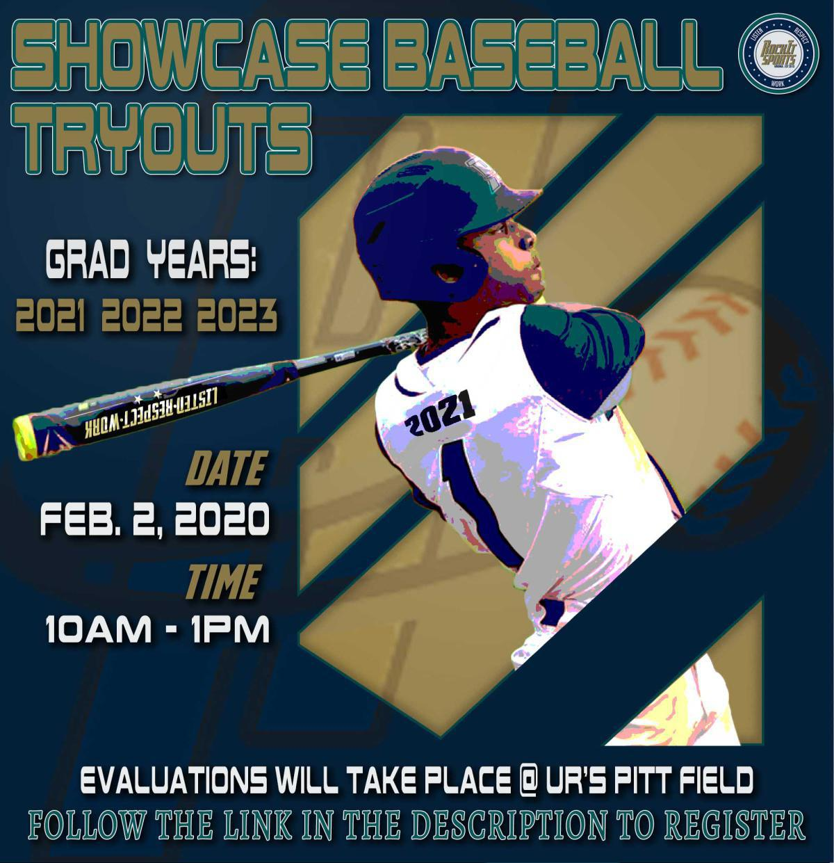 Showcase Baseball