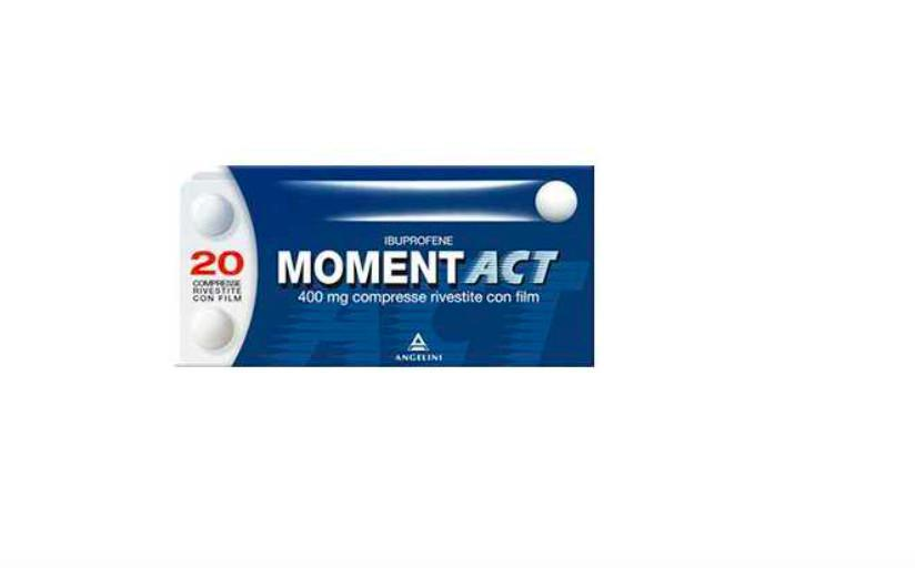 Moment Act 20 compresse