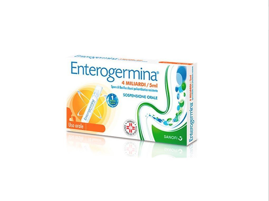 Enterogermina 4 miliardi