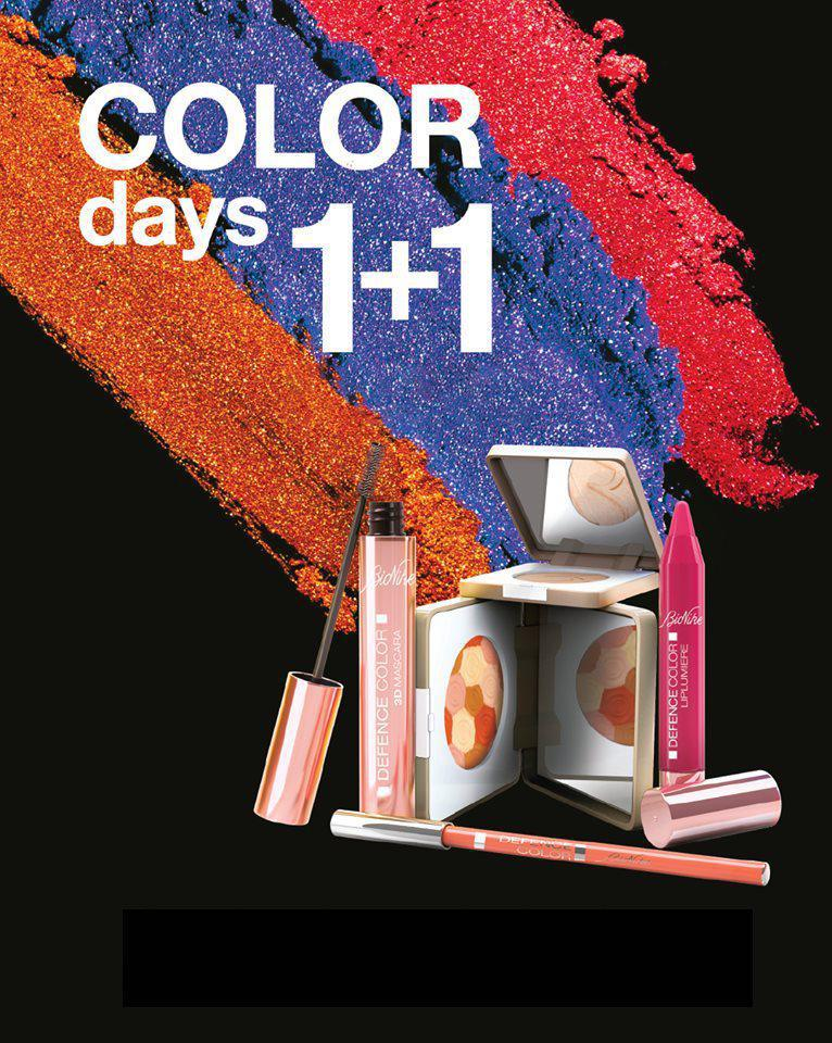 Tornano i Color Days Bionike