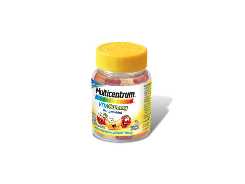 Multicentrum - Vitagummy