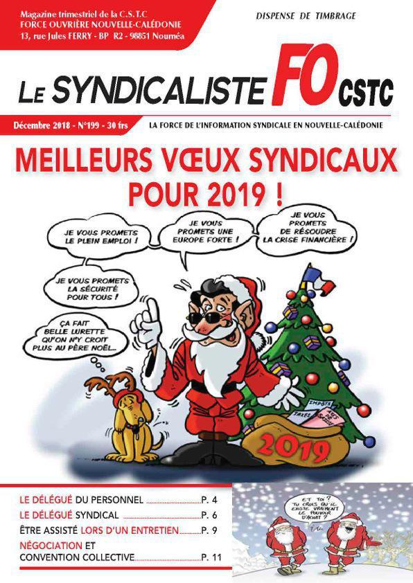 Le Syndicaliste 199