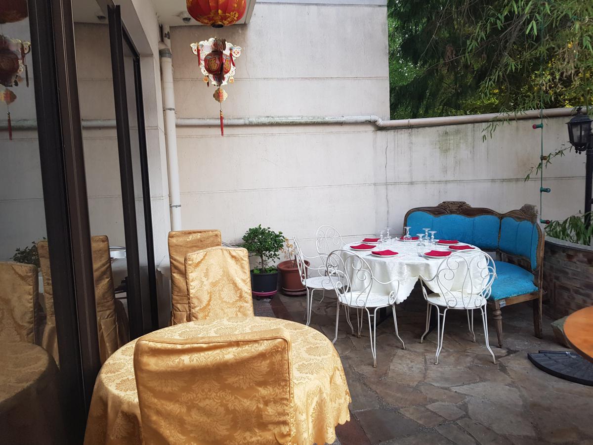 terrasse intérieur