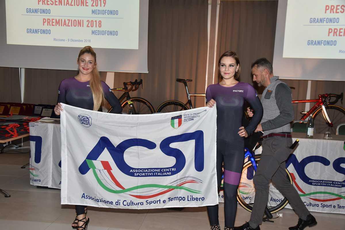 Il successo della festa del Ciclismo ACSI