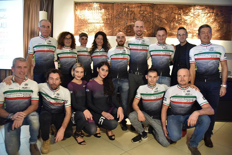 Ciclismo, premiazione del Campionato Nazionale Acsi Granfondo e Mediofondo