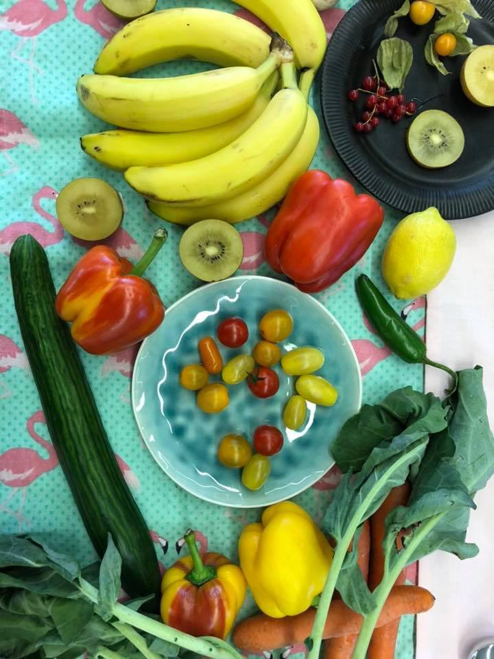 Kulinarische Impressionen der Klasse SE2c