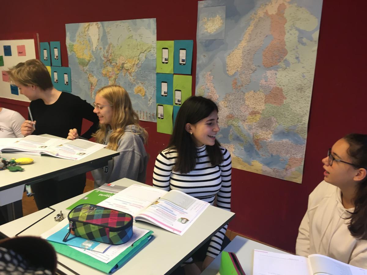 Dialogues in Australia - Klassen SE3a und SE3c
