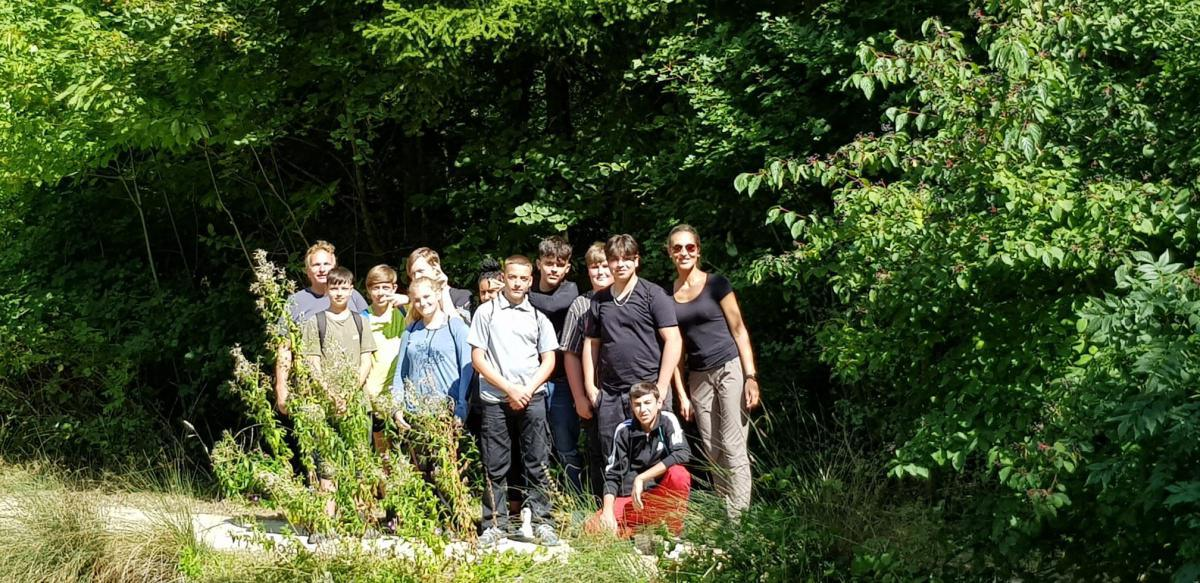 SB3b: Naturwoche 2020 in Oberbuchsiten