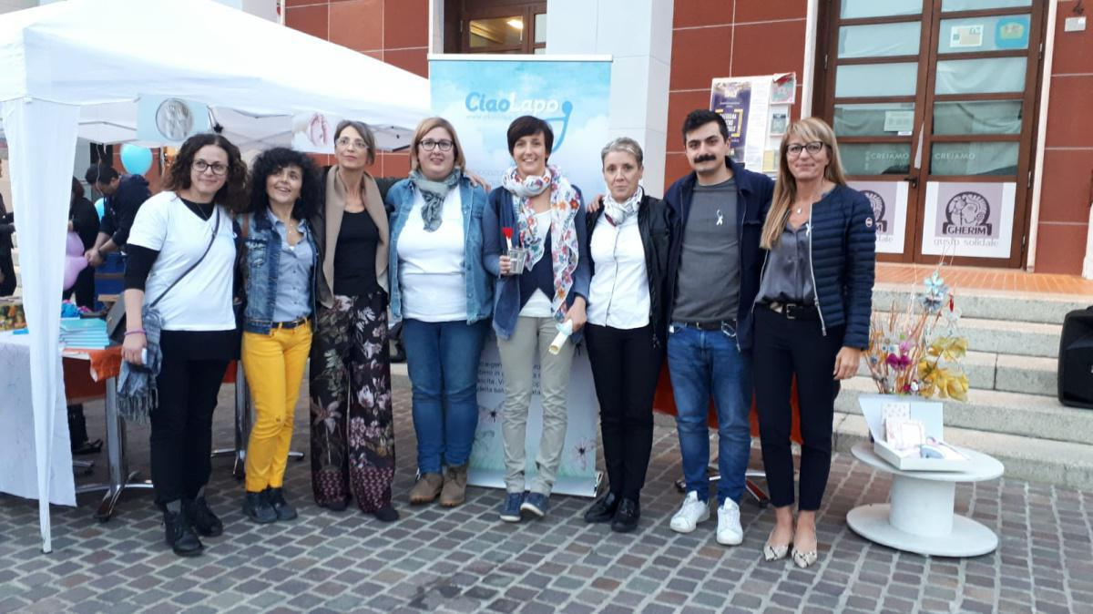 Photogallery: BabyLoss Awareness Day 2018 a Nembro (BG)