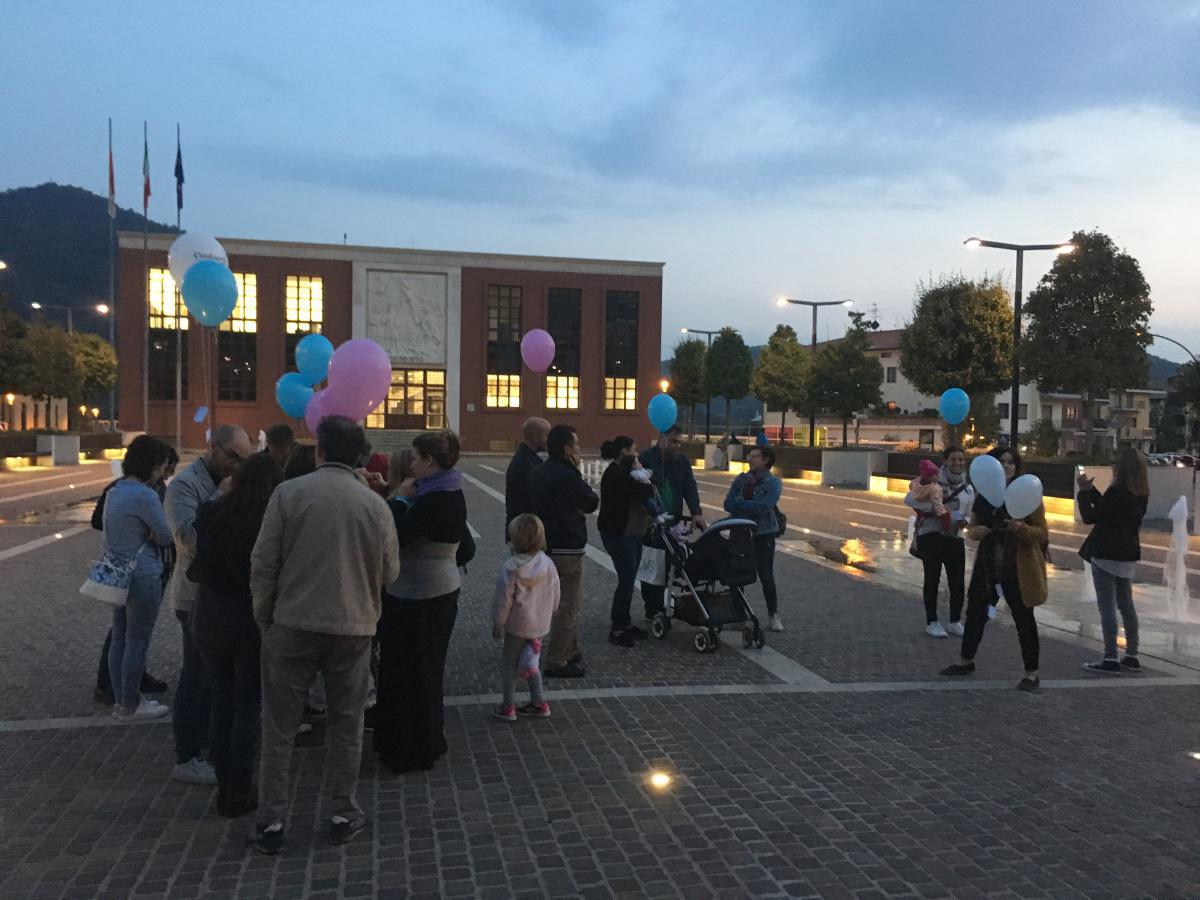 Photogallery: BabyLoss Awareness Day 2018 a Nembro (BG)