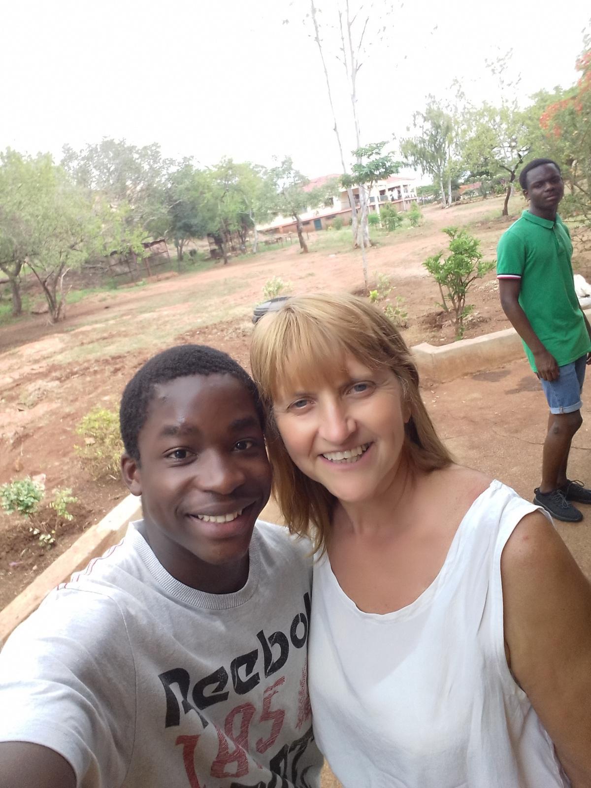 Racconto dell'esperienza della Consigliera Anna Maria Cristiani in Africa