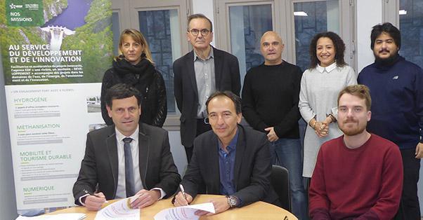 Partenariat renouvelé avec la Ville d'Espalion