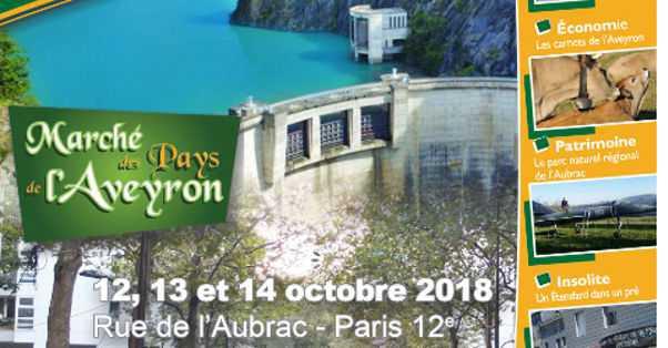 EDF Hydro présent au Marché de Bercy