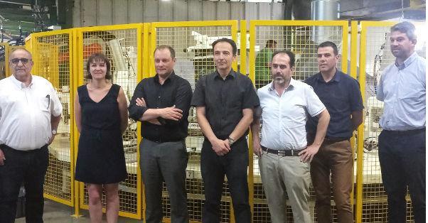 EDF renouvelle son soutien à ITA Moulding Process