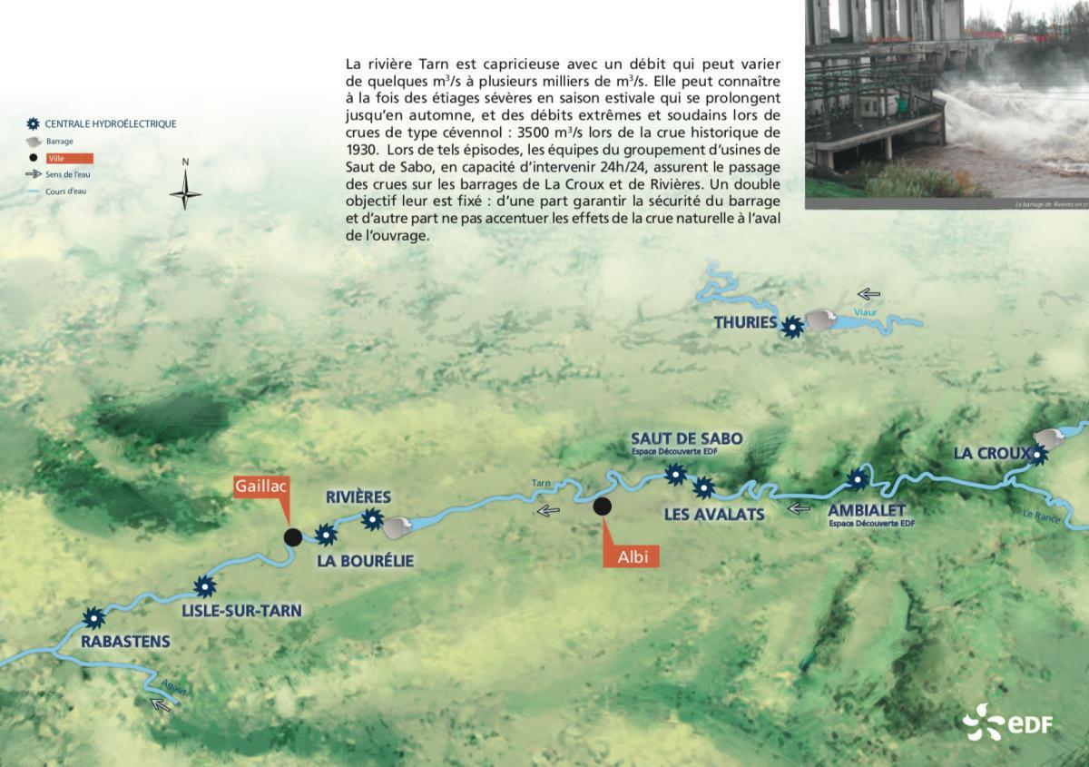 Les Vallées Hydroélectriques