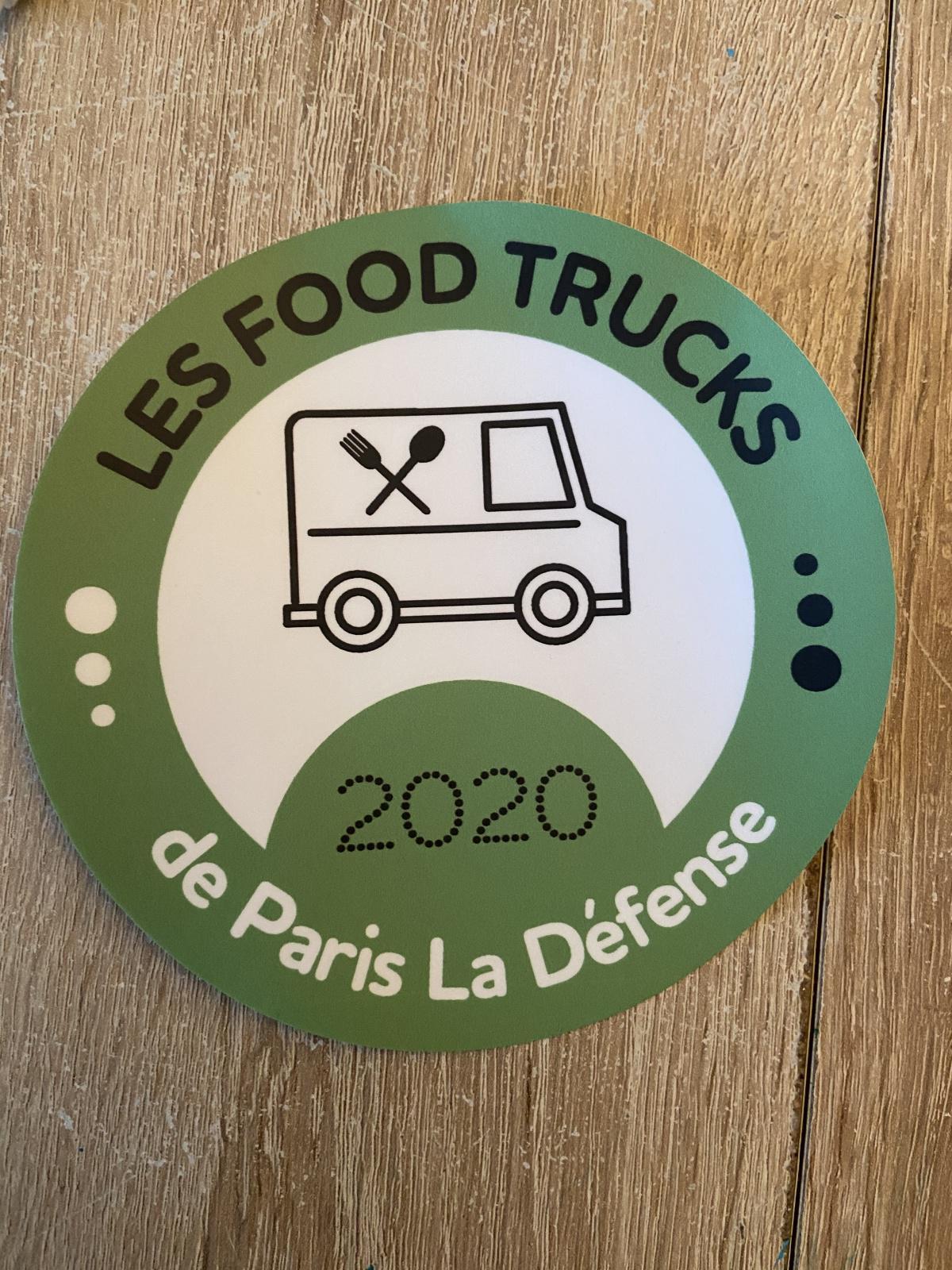 Le Tapas Truck débarque sur le parvis de La Défense