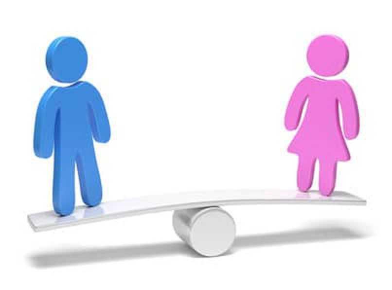 02. La répartition Hommes/Femmes
