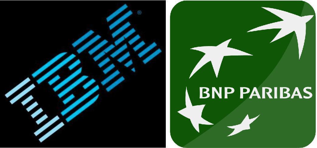 Partenariat IBM / BNP : Renouvellement de contrat