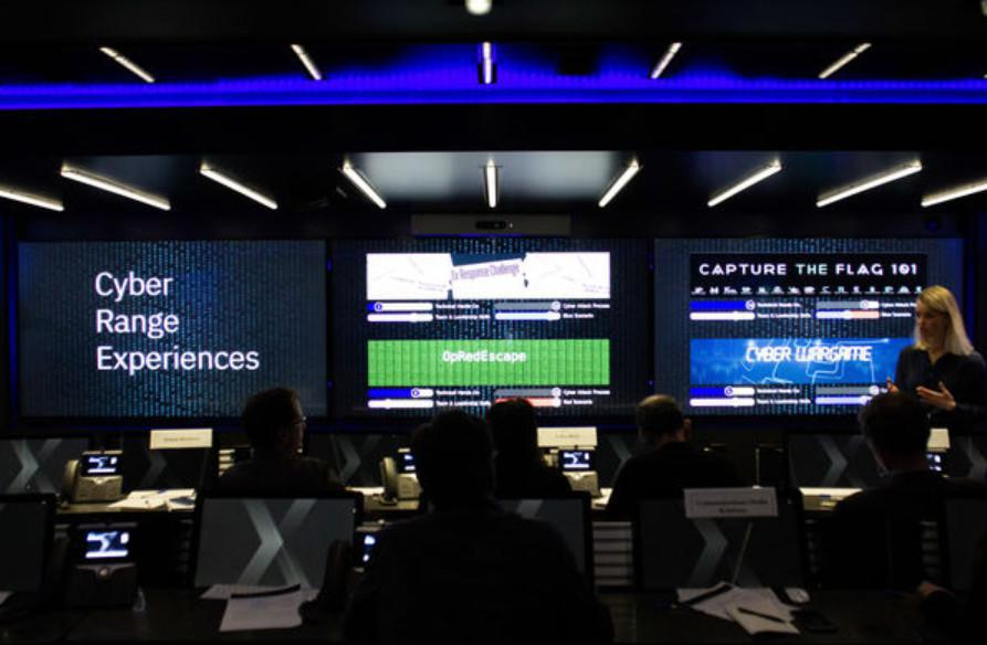 Camion IBM : Défense contre les cyberattaques