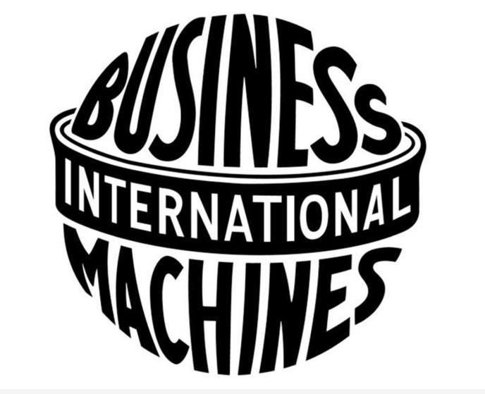D'où vient le nom d'IBM ?