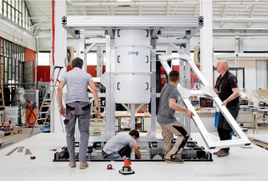 Informatique quantique : IBM investit en Allemagne