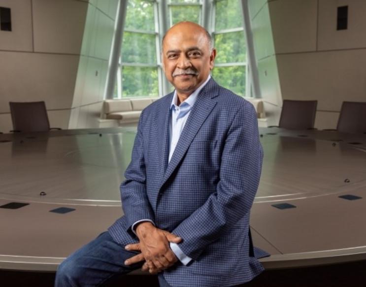 Arvind Krishna devient CEO d'IBM