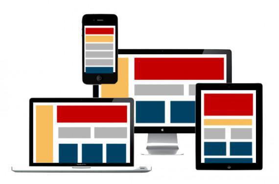 Responsive Webseiten
