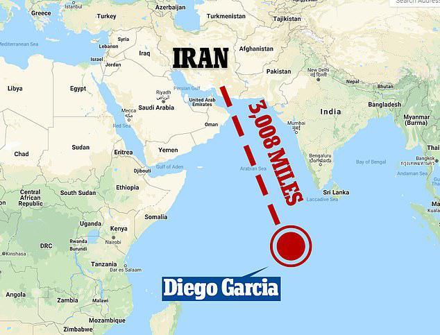 Action militaire contre l'Iran: Le Pentagone envoie six bombardiers B-52 à Diego Garcia