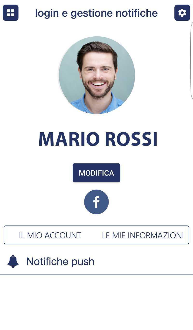 Account (Profilo)