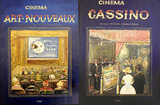 Cinemas manezinhos: uma história
