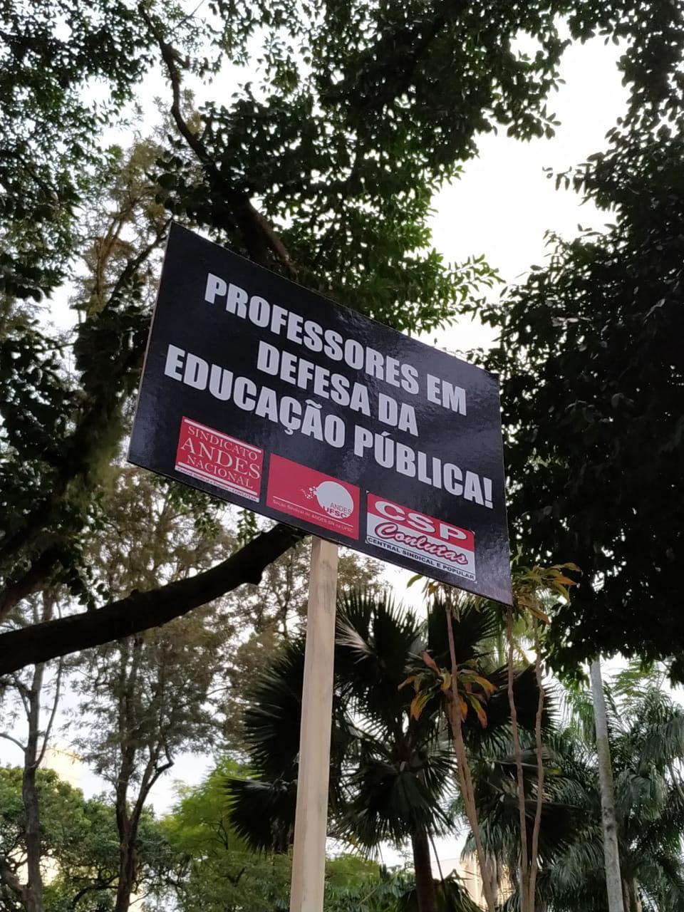 Professores em Defesa Educação Pública