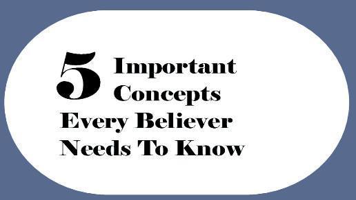 5 Important Concepts