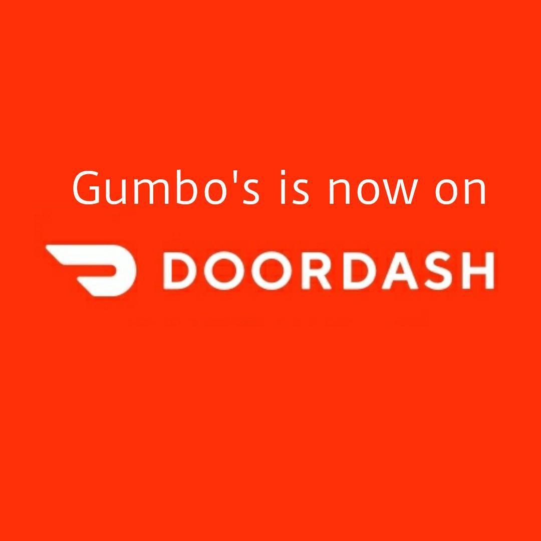 Gumbo's Now On DoorDash