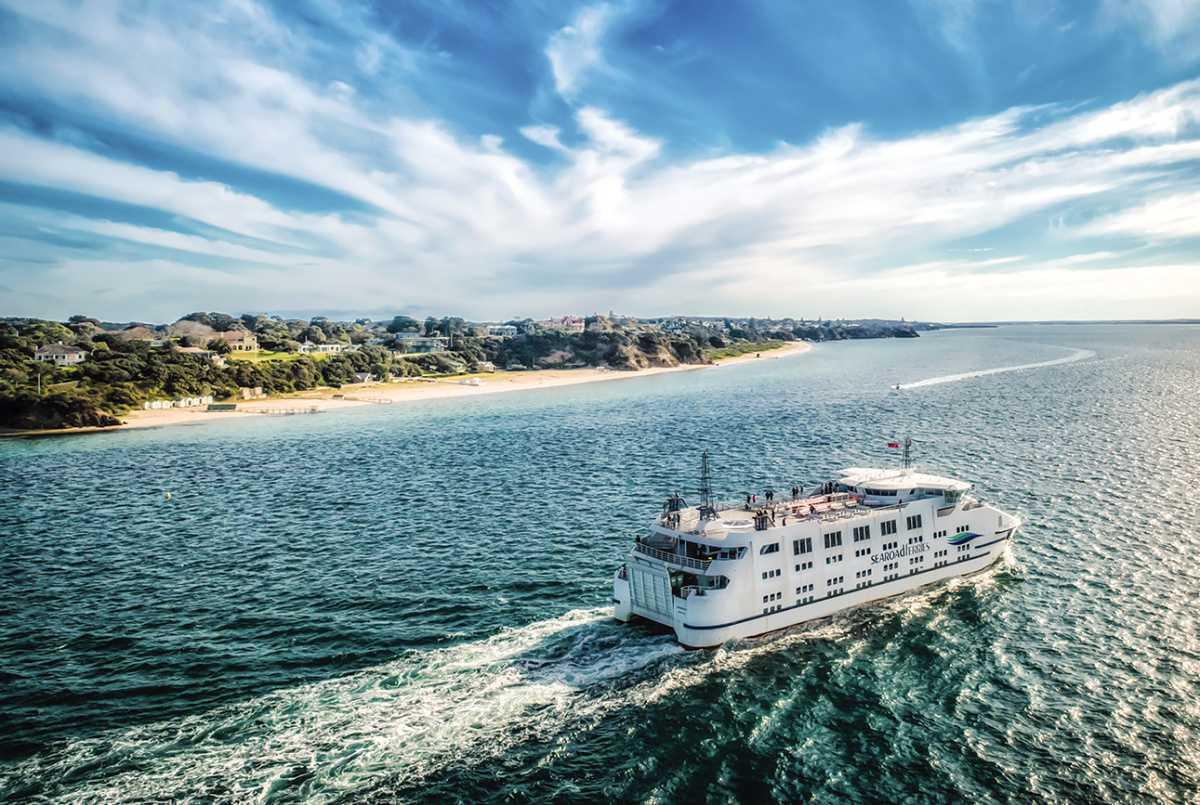 Searoad Ferries Fathers Day Blokes High Tea