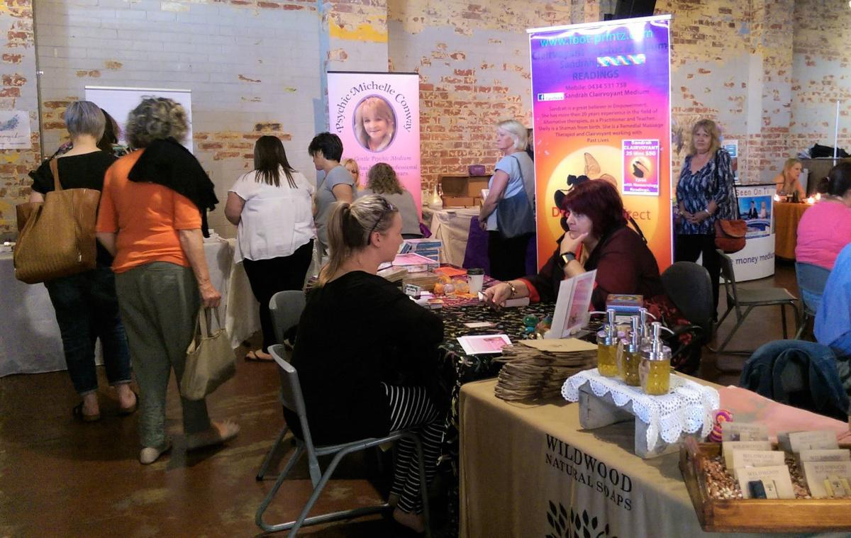 Geelong Wellbeing & Psychic Expo