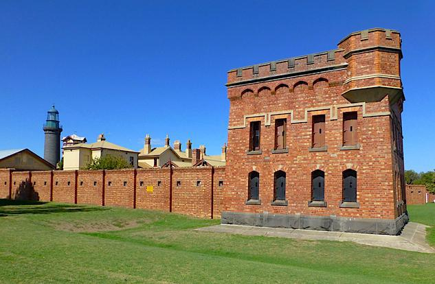 Fort Queenscliff - An Intriguing Local History