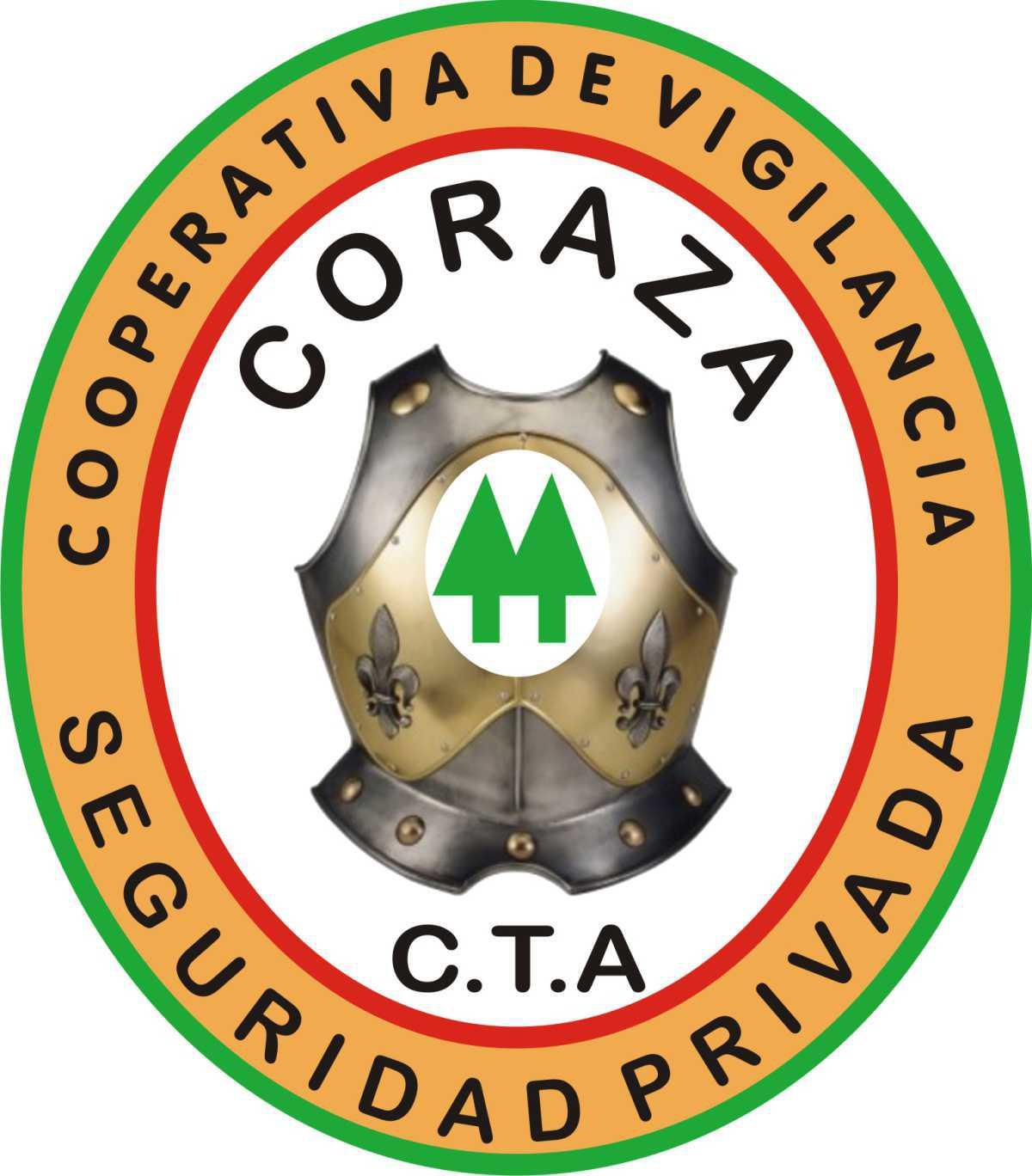 CORAZA SEGURIDAD C.T.A