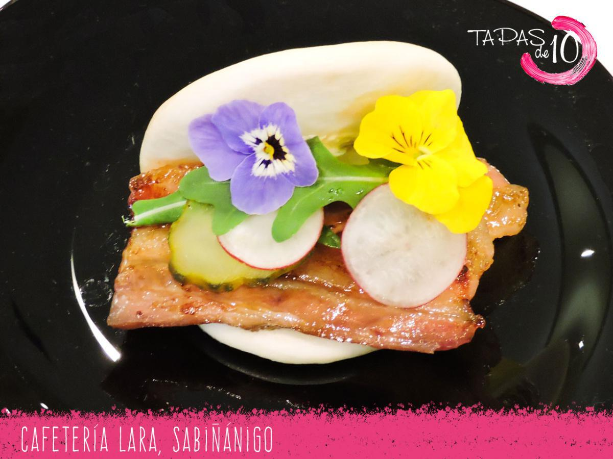 Cafetería Lara > Toci-bao a la miel de Artosilla