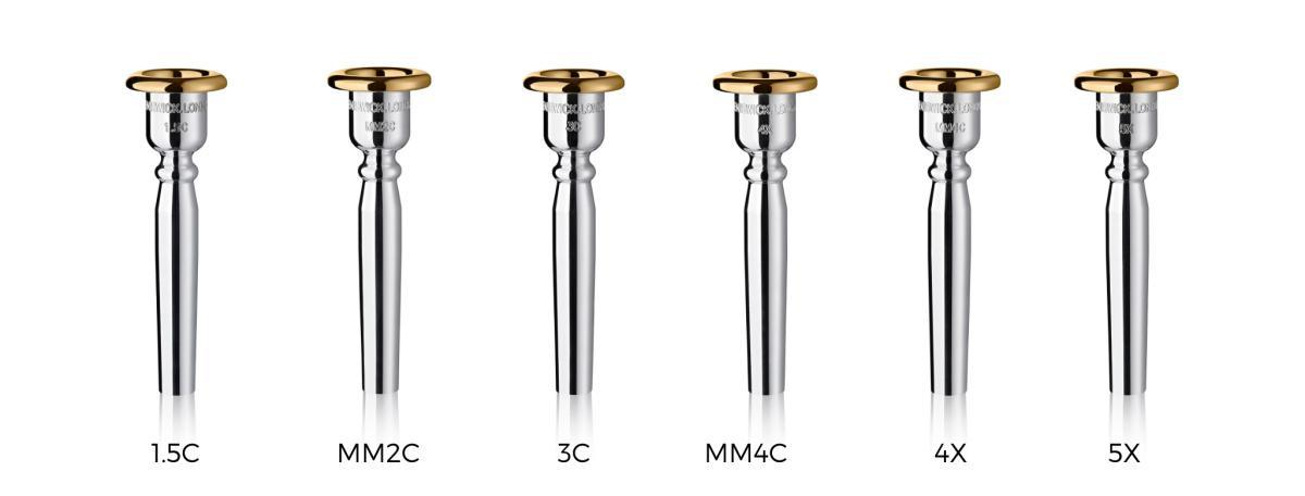 The NEW Heritage Mouthpiece for Trumpet