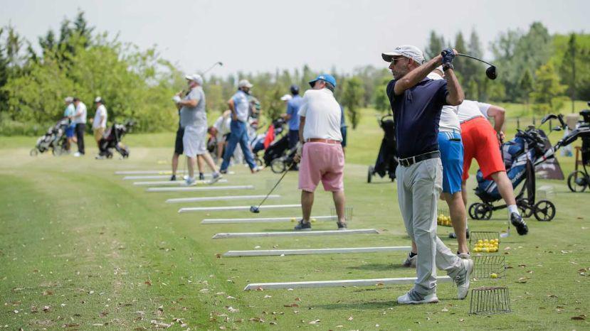 El Cronista Open Golf - Cañuelas GC - Abierto Argentinísimo